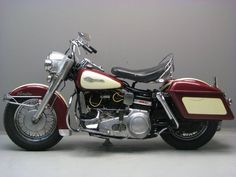 1965 Electra Glide - repinned by http://www.vikingbags.com/