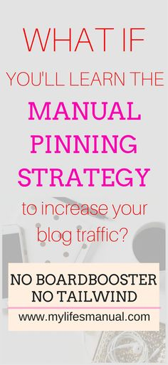 Are you wondering if there's an effective manual pinning technique that can boost your page views without a scheduler on Pinterest?