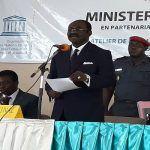Le Ministre Narcisse Moelle Kombi en visite culturelle à Bertoua.