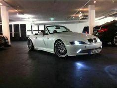 Two Tone Paint Bmw Z3 And Two Tones On Pinterest