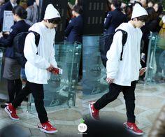 Street Fashion: BTS- Jungkook