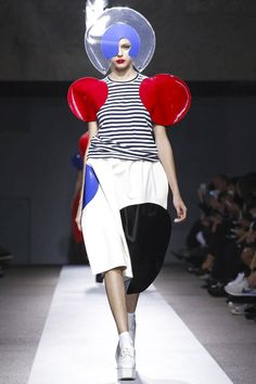 Junya Watanabe Ready To Wear Spring Summer 2015 Paris