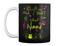 Discover Rhythm And Beat T-Shirt from Jay-Jay music - Online store, a custom product made just for you by Teespring. - Rhythm and beat products is a unique design for. Music Online, Beats, Coffee Mugs, Just For You, Coffee Cups, Coffeecup