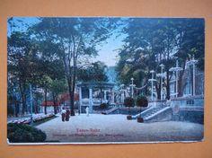 AK Essen Ruhr Musikpavilion Stadtgarten 1913