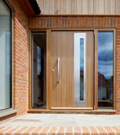 Urban Front - Contemporary front doors UK | designs | sorrento V
