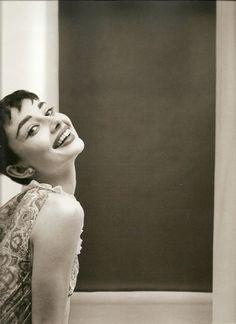 Classic Audrey.