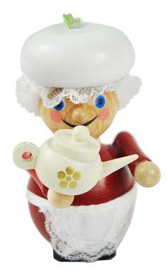 Steinbach Mrs. Claus Ornament