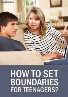 To Set Healthy Boundaries For Teens? How To Set Boundaries For Teenagers?How To Set Boundaries For Teenagers? Raising Teenagers, Parenting Teenagers, Parenting Classes, Foster Parenting, Good Parenting, Parenting Hacks, Parenting Articles, Parenting Styles, Parenting Humour