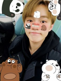 Nct Chenle, We Bare Bears, Love My Boys, Nct Dream, Nct 127, Kpop, Movie Posters, Movies, Love Of My Life
