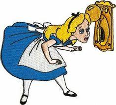 Alice Through The Keyhole
