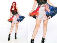 This skirt is for any <i>The Last Unicorn</i> fans out there.