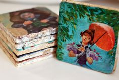 Decorate Like The Haunted Mansion With These Ghoulish Coasters