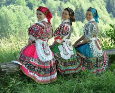 Poltár, Novohrad, Slovakia Folk Costume, Costumes, European Clothing, Beautiful Patterns, Czech Republic, Folklore, Montessori, Celebrations, Costume
