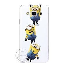 Minions, Cat, Mickey & Minnie, Kiss Hard Case Cover For Samsung Galaxy S3 S4 S5 Mini S6 S7 Edge Note 2 3 4 5 A3 A5 A7 A8 J1 J5 J7