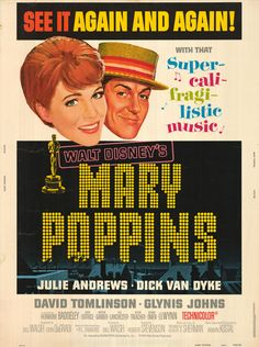 Mary Poppins. luv it!!