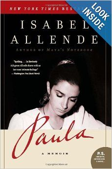 Paula: A Memoir: Isabel Allende: 9780061564901: Amazon.com: Books