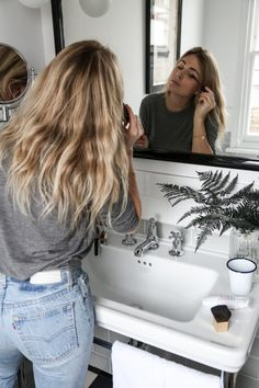 You need to invest in products that will help not hinder your frizzy hair. Don't worry, this 4-step plan will get your hair…