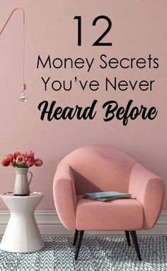 12 Money Secrets You've Never Heard Before - Finance tips, saving money, budgeting planner Make More Money, Ways To Save Money, Money Tips, Money Saving Tips, Money Budget, Groceries Budget, Budget Meals, Budget Travel, Savings Plan