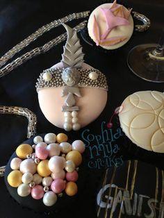 Cupcakes   SophiaMya Cupcakes The Great Gatsby