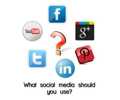 Which social media should you use? (Update for Entrepreneurs)