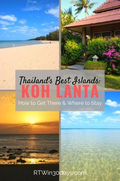 Thailand's Best Islands: Koh Lanta - Round the World in 30 Days | Round the World in 30 Days