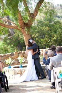Photography by blog.emilyfaulknor.com/  Read more - http://www.stylemepretty.com/2011/11/30/leo-carrillo-ranch-wedding-by-emily-faulknor-photographers/