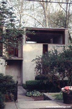 Esherick House-Louis Kahn