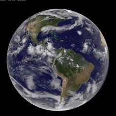 NASA Spies Fifth Atlantic Hurricane and Twelfth Tropical Depression by NASA Goddard Photo and Video
