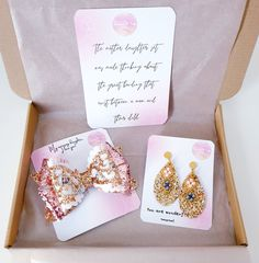 Mother's Day Gift Sets, Beautiful Unicorn, Stainless Steel Earrings, Mothers Day Cards, Headbands For Women, Knot Headband, Surprise Gifts, Friends In Love, Hair Bows