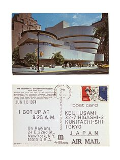 On Kawara—Silence. Feb-May 2015 at the Guggenheim, New York. Also see a review at: http://www.theguardian.com/artanddesign/2015/feb/06/on-kawara-silence-review-date-paintings Photo: David Heald. www.guggenheim.org/onkawa