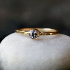 so simple and delicate. i would wear this everyday. although, people would probably think i was engaged.