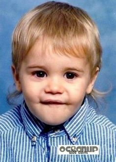 its baby justin