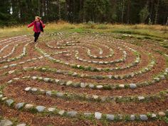 A partly preserved labyrinth on Aegna island was mentioned in It is situated in the village of Eerikneeme. This labyrinth was partly destroyed by fortification works in World War Peace Studies, World War, Indigo, Labyrinths, Mindfulness, Teacher, Island, Life, Mandalas