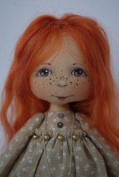 Покажу куколок, которых мало кто видел на выставке. Их очень быстро купили, чему я очень даже рада :) Девочки-малышки, как и ангелочки. У ...