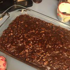 Mini Cakes, Cupcake Cakes, Cupcakes, 9x13 Cake Recipe, Sheet Cake Recipes, Sheet Cakes, Chocolate Chip Cookie Cake, Chocolate Chips, Chocolate Recipes