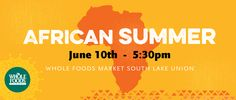 African Summer: Sharing the Story of African Social...