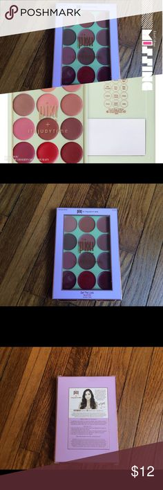 NEW Pixi Lip Gloss Palette New & unopened, Pixi (by Petra) lip gloss Palette. Love this Palette! Long lasting lip gloss, great pigments. I put together my favorites packages for my clients, and often have extra products that I sell on here! I price my items lower to accommodate for shipping. I'm open to reasonable offers, especially if you're bundling with other items - you'll pay the same in shipping if you buy one or multiple items from my closet!All the funds go to the non-profit…