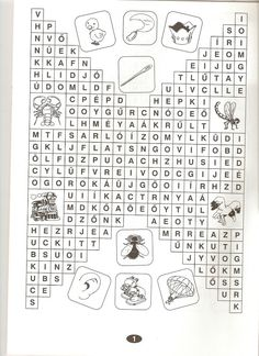 Ibolya Molnárné Tóth - Google+ Dysgraphia, Play To Learn, Elementary Schools, Worksheets, Language, Album, Teaching, Activities, Writing