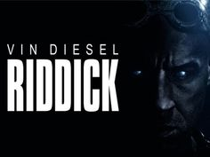 Can't wait to see this movie - The Riddick character is pretty badass