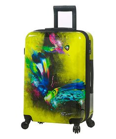 This Butterfly Kiss 26.5''Prado Spinner Travel Case is perfect! #zulilyfinds