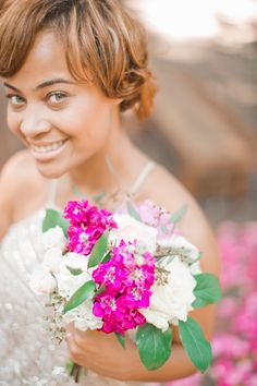 Woodsy Wedding Inspiration - http://fabyoubliss.com/2015/08/14/pink-green-woodsy-wedding-inspiration