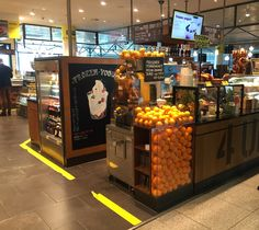 Are you in ‪Munich Airport‬ and you want a healthy beverage? So, 4 Urbs - Street Food is your perfect place! Taste there a fresh squeezed orange juice by our ‪Speed Pro Self-Service Podium‬ and happy flight!