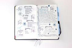 Bullet Journal setup voor Januari - Without ElephantsWithout Elephants