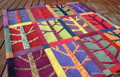 98 Best Tree Branch Quilt Ideas Images In 2019 Tree