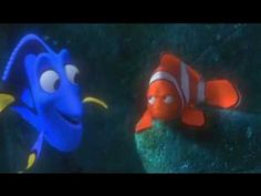 Finding Nemo - Just Keep Swimming. Use for positive thinking & inner coach