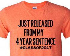 Graduation Looking Busy Funny High School Black Adult T-Shirt