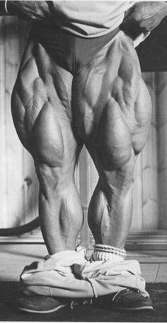 In our latest post we look at one of Tom Platz's famous high-volume leg workouts. Warning: this routine will take you to hell and back at the squat rack. Sick buckets at the ready… http://www.gym-talk.com/tom-platz-leg-workout/
