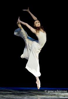 """Svetlana Zakharova, """"Revelation"""" by Gene Schiavone"""