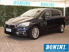 BMW 218 d Active Tourer Luxury - Pelle - Navi - LED - 0
