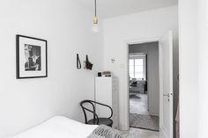 Blog wnętrzarski - design, nowoczesne projekty wnętrz: Dwupokojowe mieszkanie 49m2 - aranżacja design